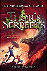 Thor's Serpents: Book 3 (Blackwell Pages) Kindle Edition