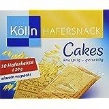 Kölln Cakes - 10 Stück à 20 g, 8er Pack (8x 200 g)