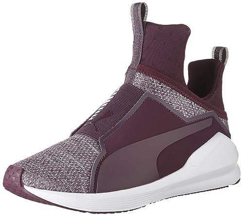 Puma Women s Fierce Metallic Heather WN s Fashion Sneakers d4b06b575cc9