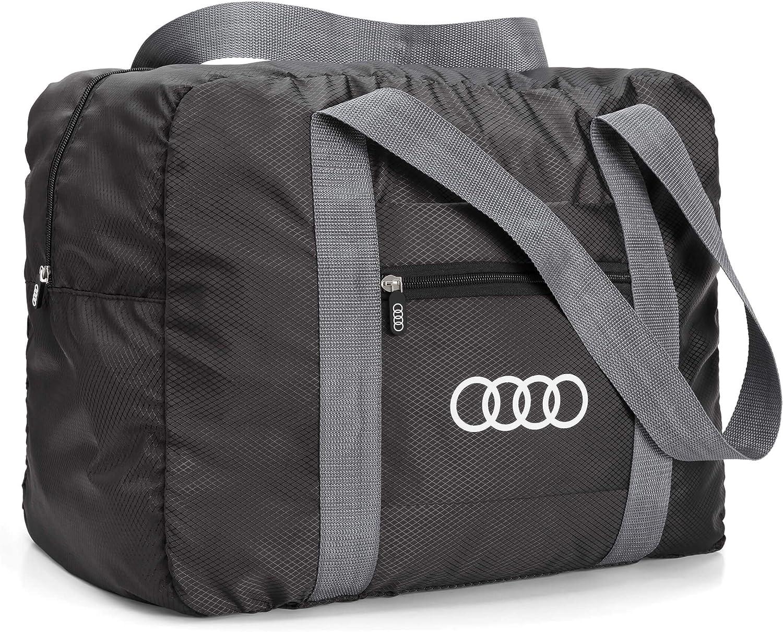 Audi original sac pliable noir 3151800400