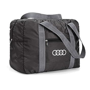 91cc0d9cb6 Amazon.fr : Audi original sac pliable noir 3151800400