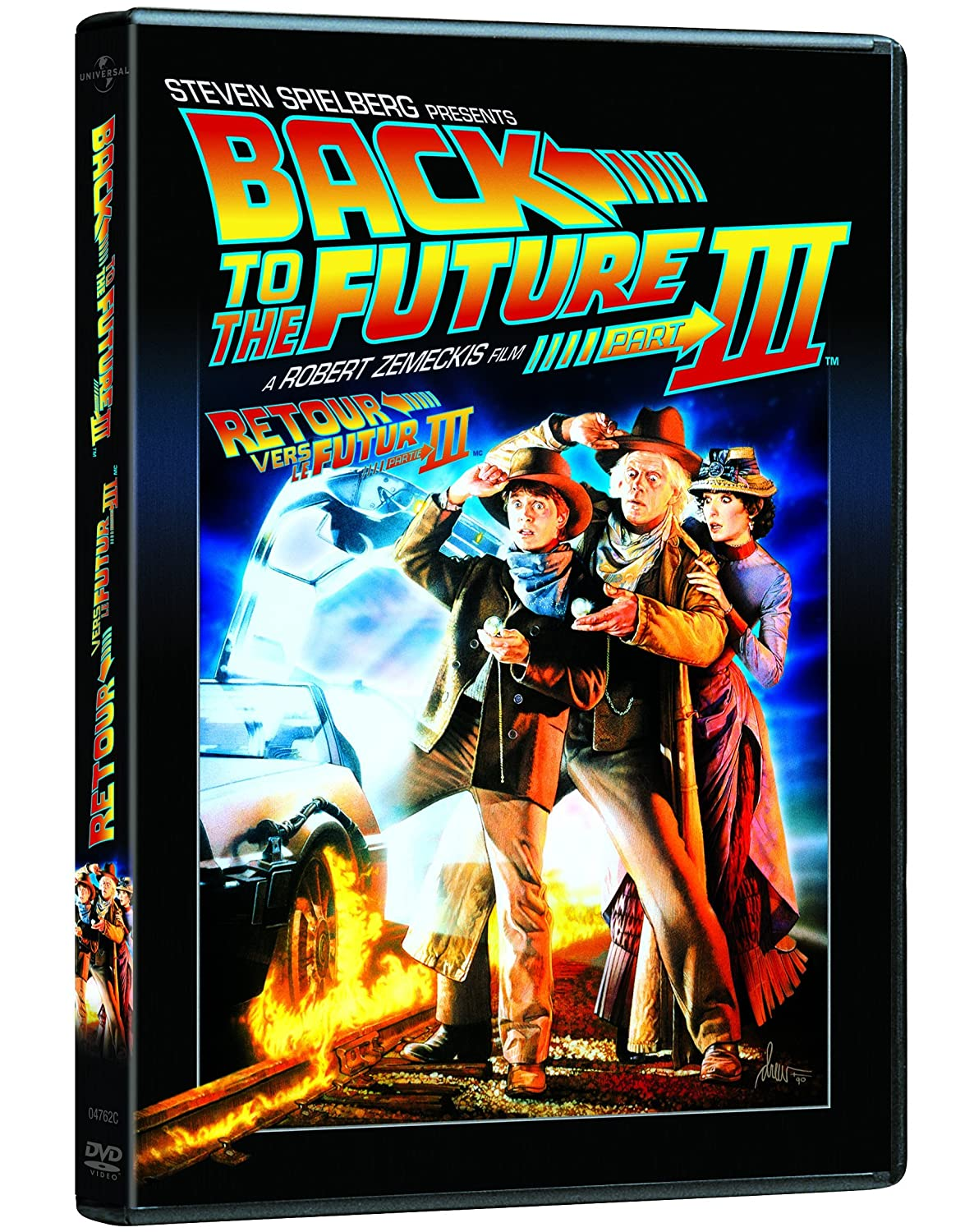 BACK TO THE FUTURE 3 B001LXIDVS