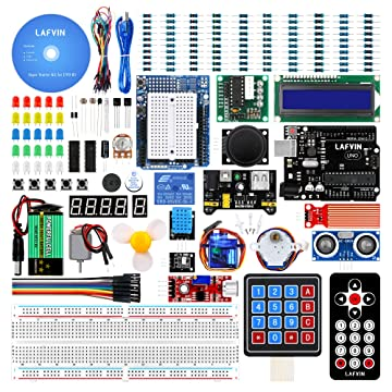 LAFVIN arduino uno kit:Read 9 customer images Reviews