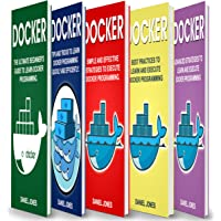 Docker: 5 Books in 1
