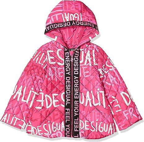 Desigual Sport-Kollektion Jacke *SWEAT/_FR BLOW JACKET B*  rose red