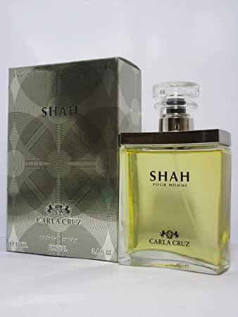 CARLA CRUZ SHAH Eau De Toilette Spray FOR MEN 3.4 Oz / 100 ml BRAND NEW