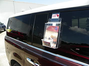 Auto Fahrzeug 14 6 Cm W X 22 9 Cm H Outdoor Fenster Haken