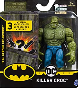 DC Batman 2020 Killer Croc 4-inch Action Figure by Spin Master
