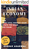 Indian Economy for UPSC and State PSC Exams