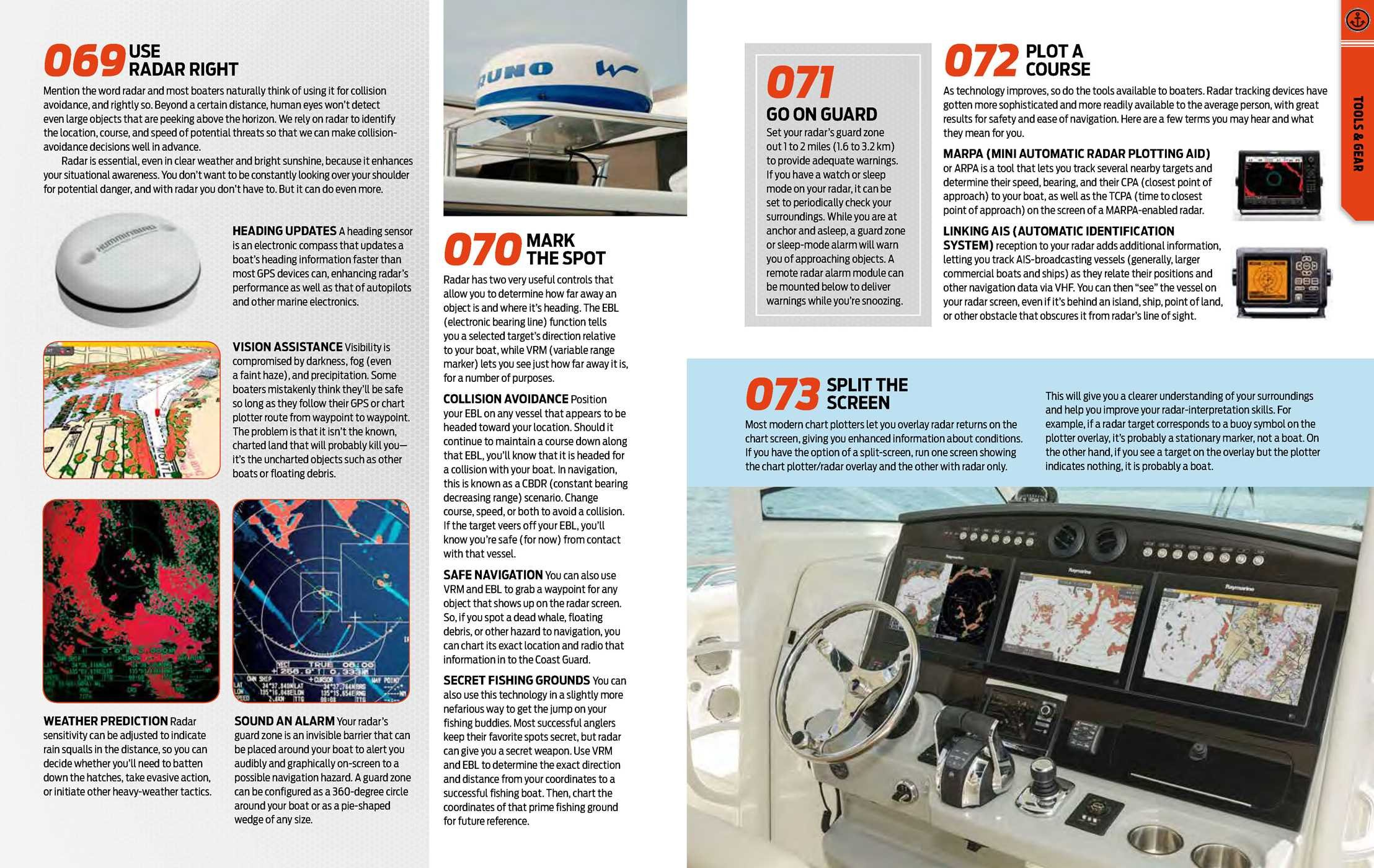 The Total Boating Manual: Kevin Falvey, Boating Magazine ...