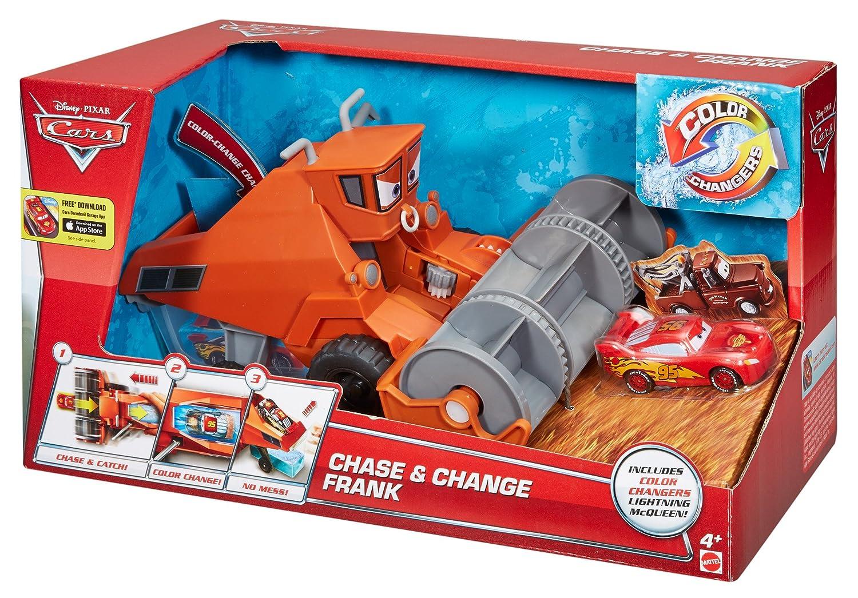 Disney/Pixar Cars Chase and Change Frank