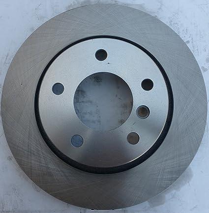 ProForce 34220 G – PREMIUM anti óxido con revestimiento de freno de disco rotor (trasera