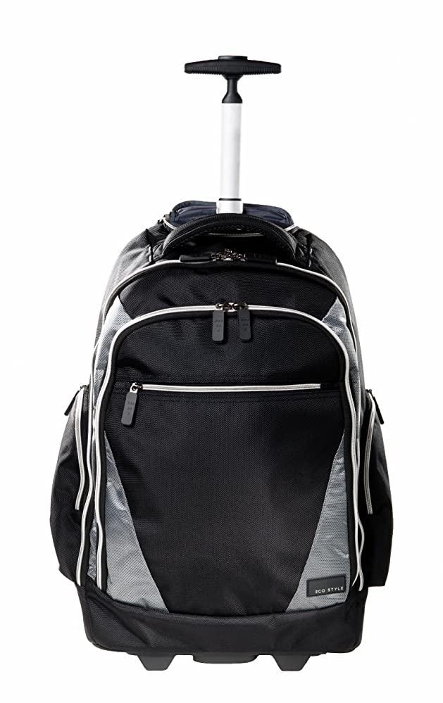 EcoTrend Cases Sports Voyage Rolling Backpack (EVOY-RB17)