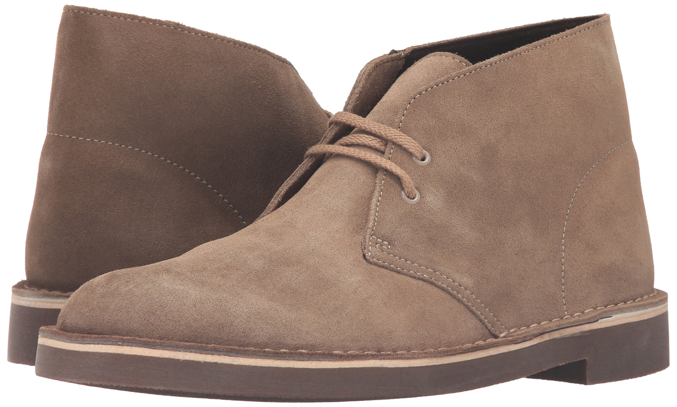 Clarks Men's Bushacre 2 Chukka Boot,Sand Sable,10 M US by CLARKS (Image #6)