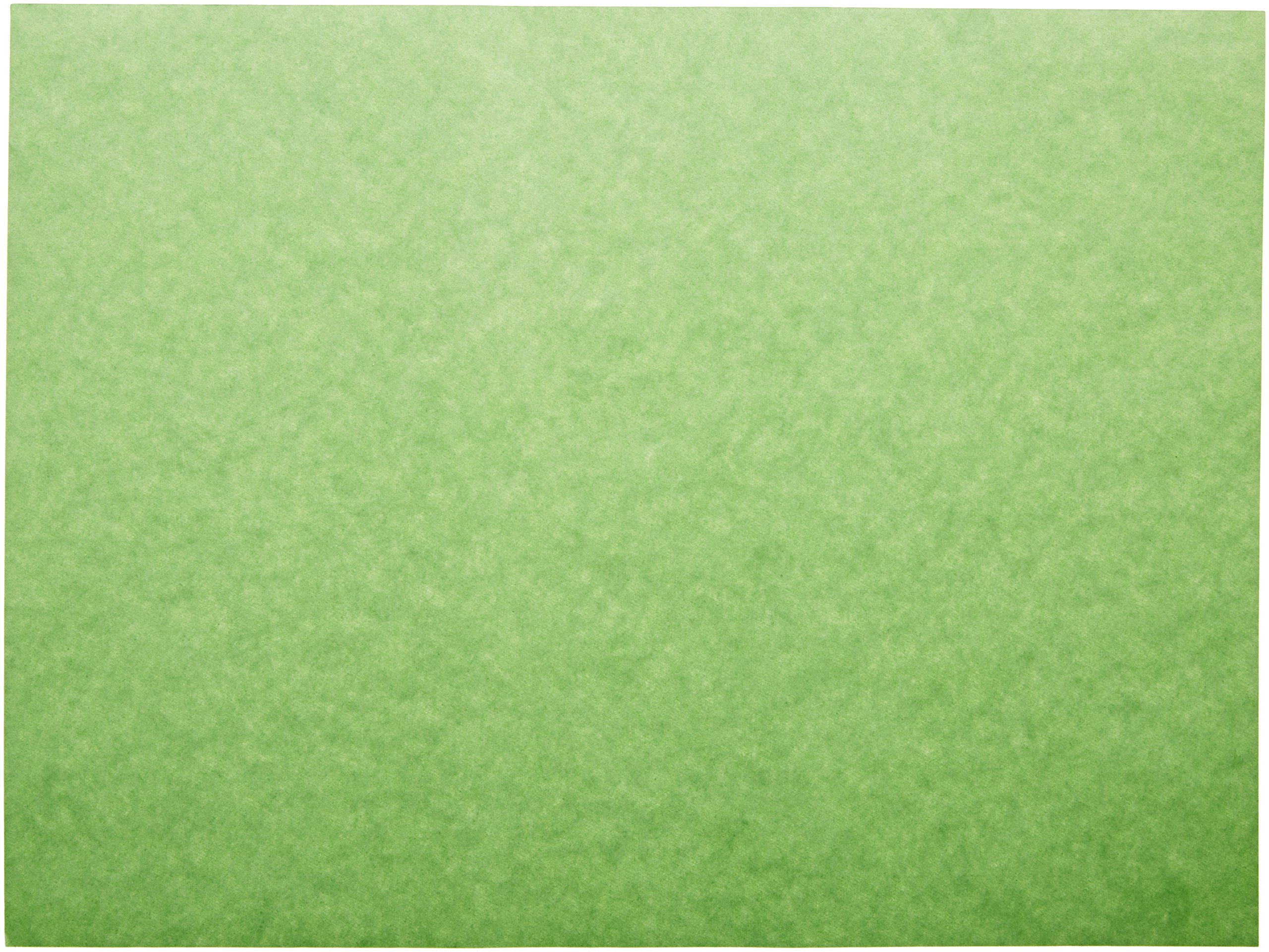 Bagcraft Papercon 101912 Steak and Market Paper, 12'' Length x 9'' Width, Green (Case of 1000)