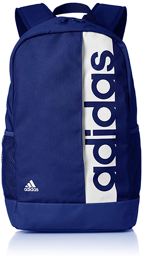 Amazon.com | adidas Performance Linear Backpack Bag - Ink | Casual Daypacks