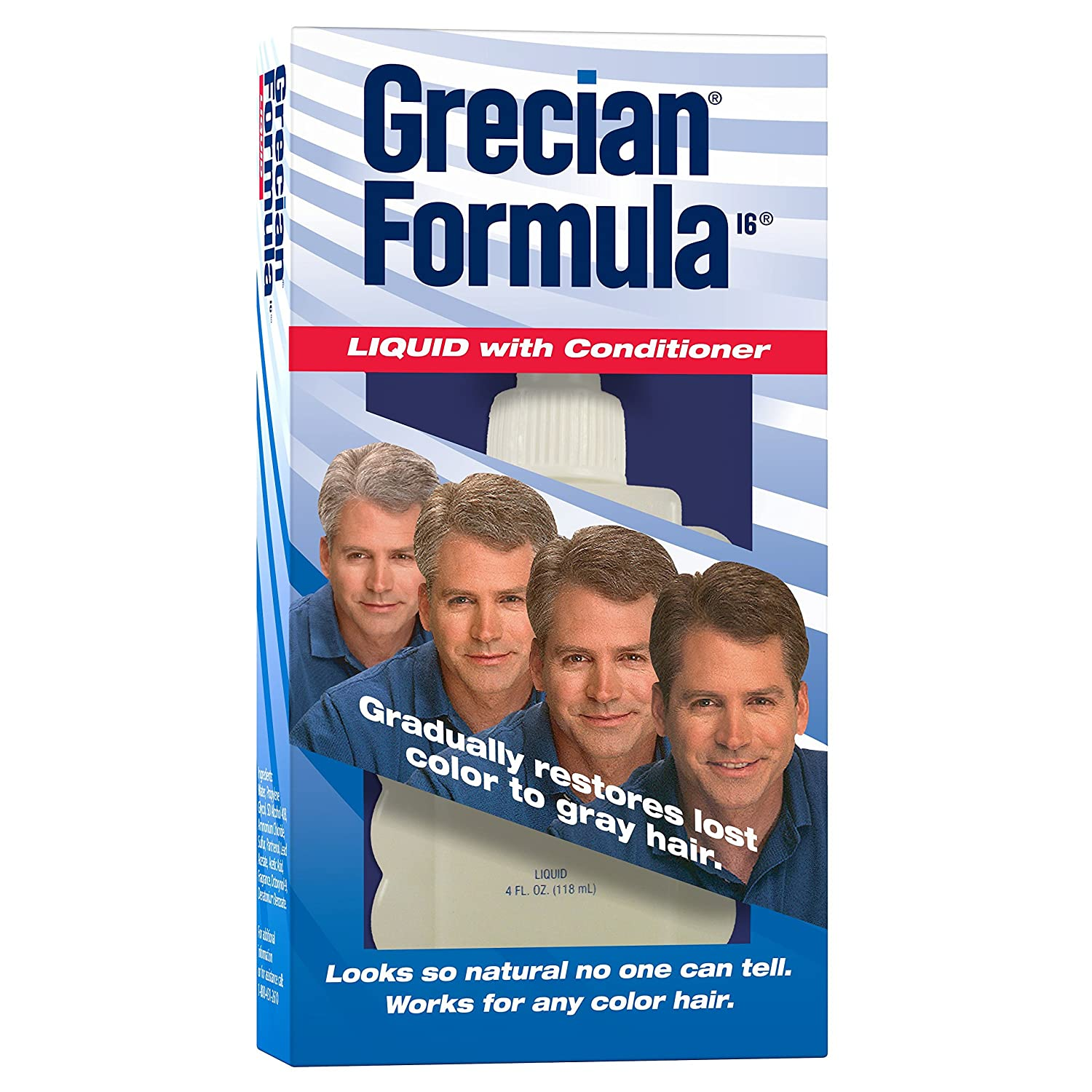 low-cost Grecian Hair Color Lotion 125ml - www.hettweb.com