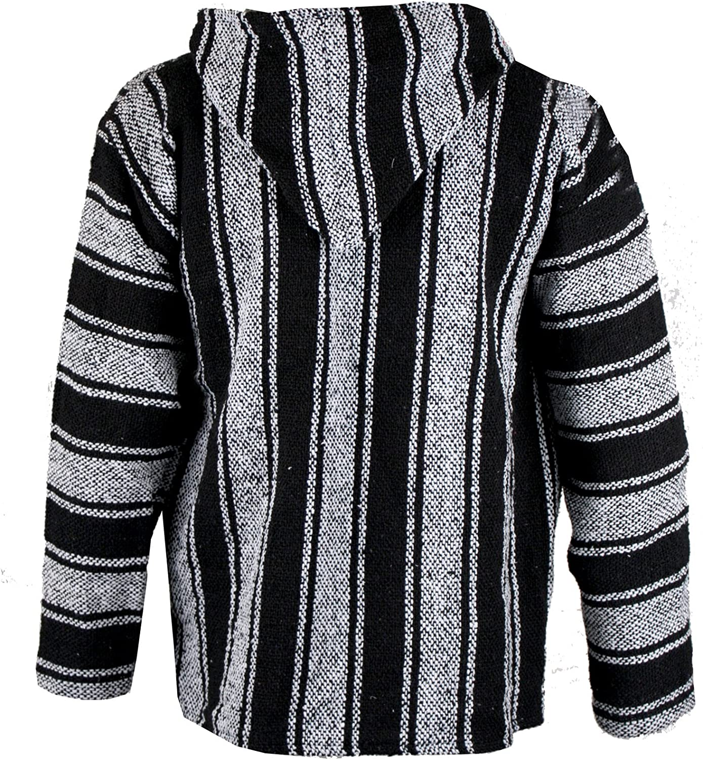 Classic Mexican Style Baja Jacket