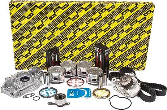MLS Full Gasket Set 92-95 Honda Civic Del Sol V-TEC 1.5L /& 1.6L D15Z1 D16Z6