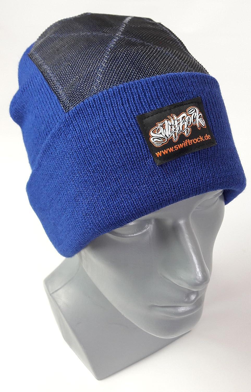 Swift Rock, cappello da beakdance classica con gomma, Beige, Taglia unica