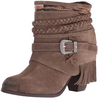 Women's Saddle Baggin Boot