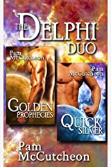 The Delphi Duo: Two futuristic romances Kindle Edition