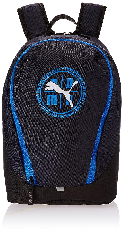 fec814ae301e Puma Blue Casual Backpack (7295603)  Amazon.in  Bags