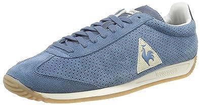 ae6fb1b0d411 Le Coq Sportif Quartz Premium Mens Trainers  Amazon.co.uk  Shoes   Bags