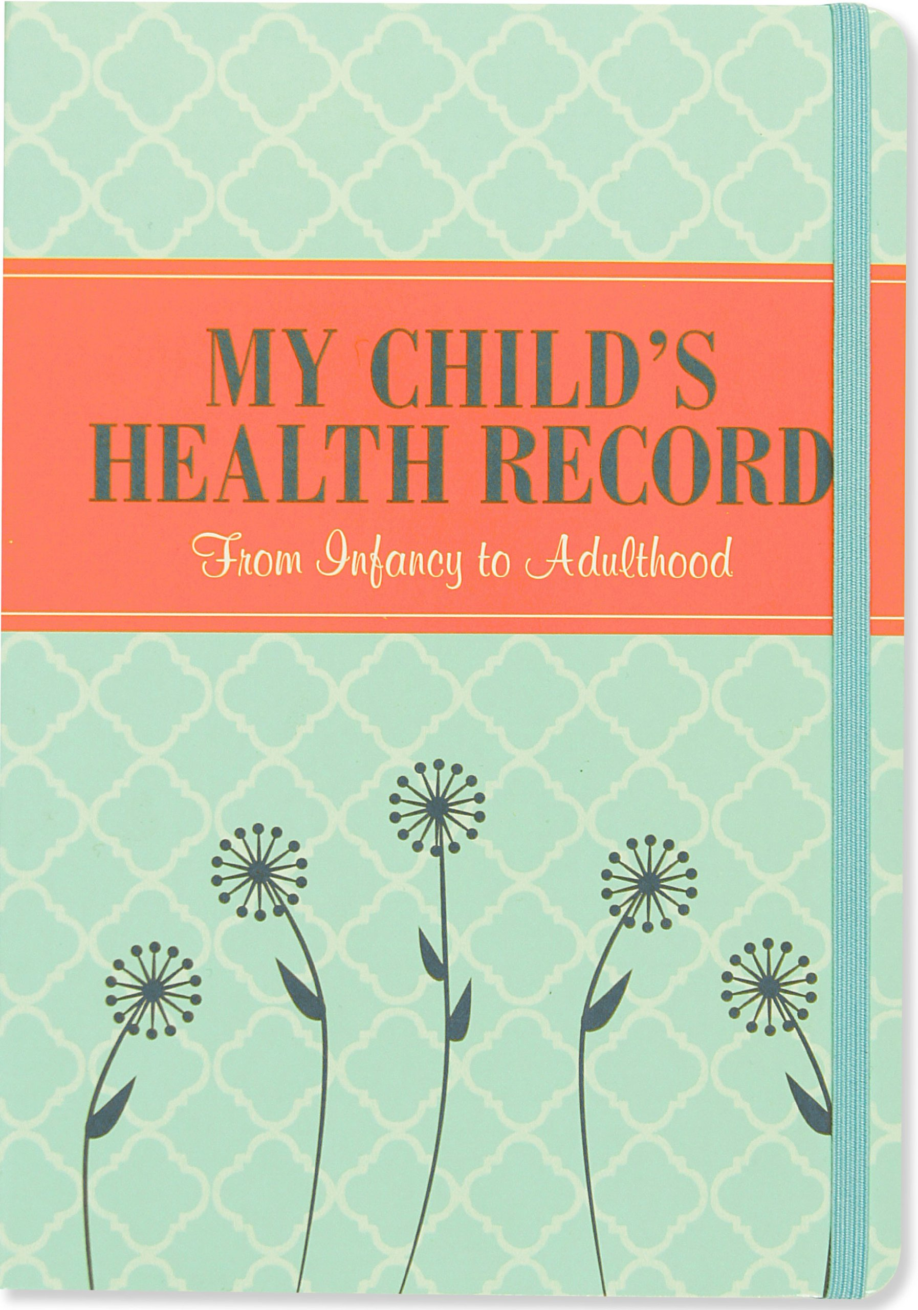 baby shot record book