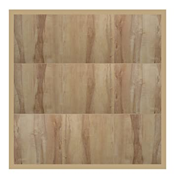 Amazon Swisstrax Thick Interlocking Hardwood Floor Tiles