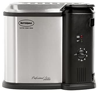 Butterball 23010115 MB23010118 Electric Fryer