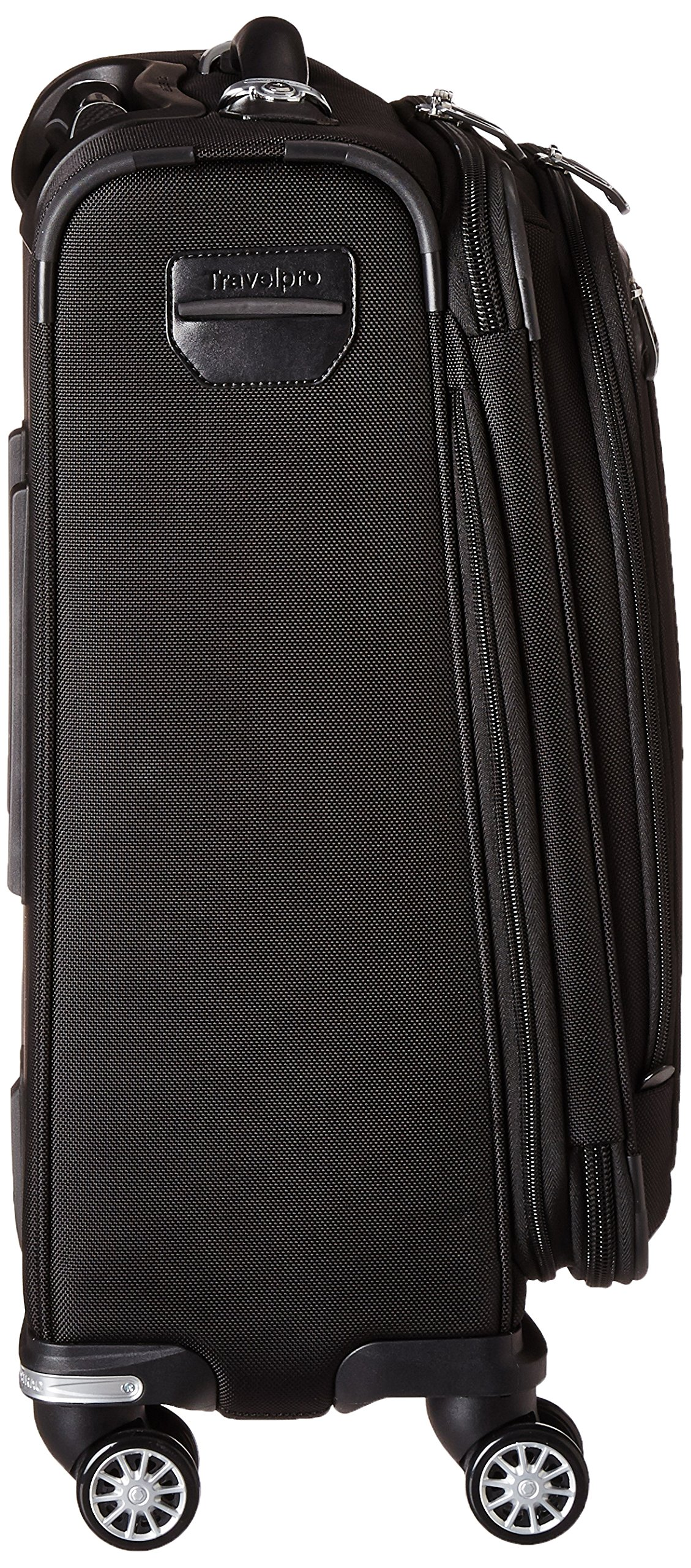 "Travelpro Platinum Magna 2  20"" Expandable Business Plus Spinner, Black by Travelpro (Image #3)"