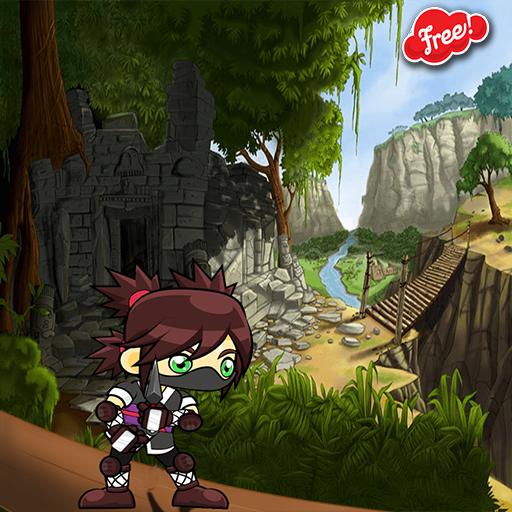 Jungle ninja adventure game 3:Amazon:Appstore