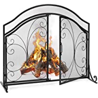 Amazon Best Sellers: Best Fireplace Screens