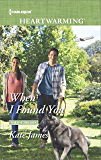 When I Found You (San Diego K-9 Unit Book 3)