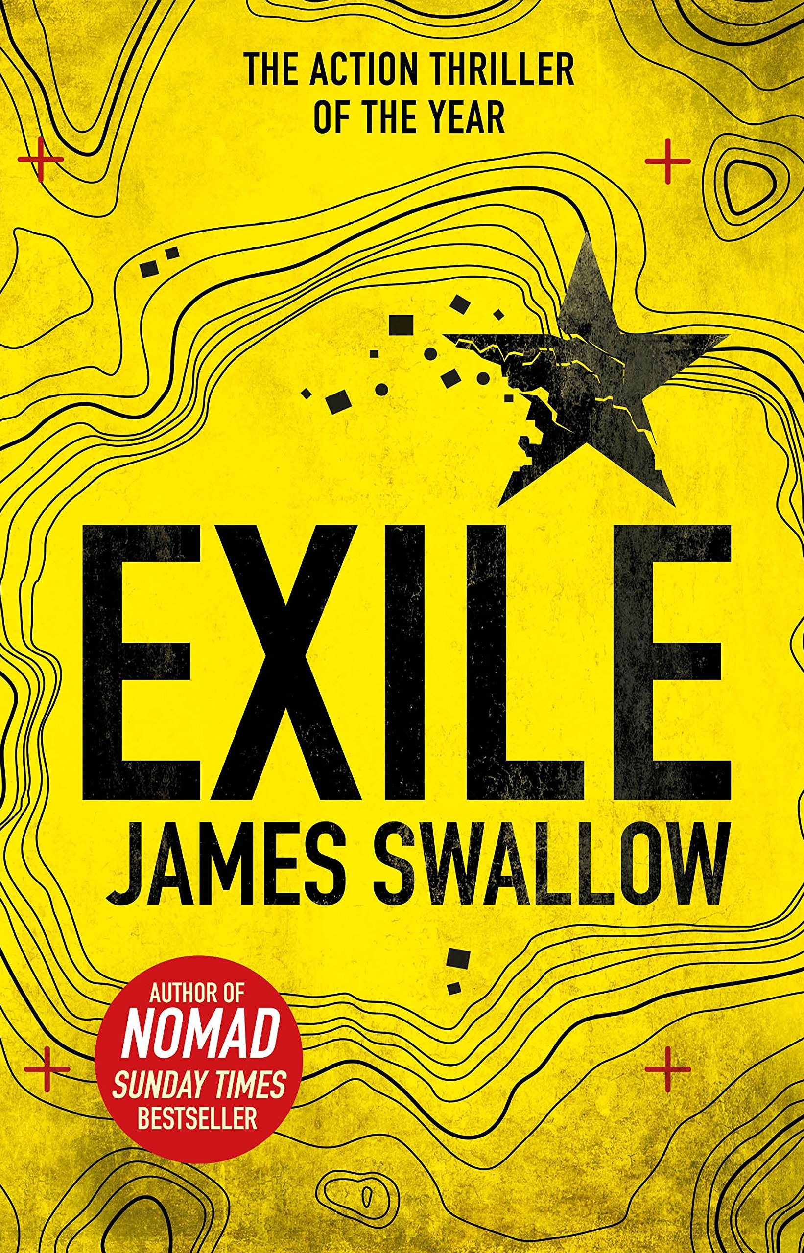 Exile: The explosive Sunday Times bestselling thriller from the author of NOMAD (The Marc Dane series) (English Edition)