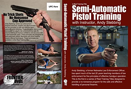 Amazon com: Semi-Automatic Pistol Training with Instructor