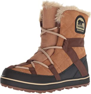 2ecf9fdc1f5 Sorel Women's Whitney Short Lace Snow Boots: Amazon.co.uk: Shoes & Bags