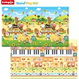 Dwinguler Eco-friendly Kid's Playmat - Sound Play Mat with Electronic Talking Pen (Music Parade)