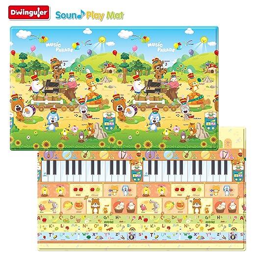 23 opinioni per Dwinguler SOUND MAT grande tappetino da gioco per bambini