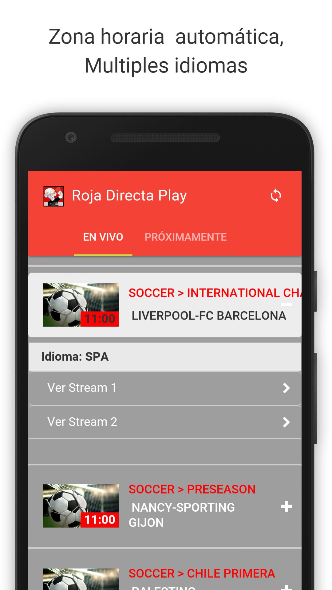 Amazon.com: Roja Directa Play: Appstore para Android