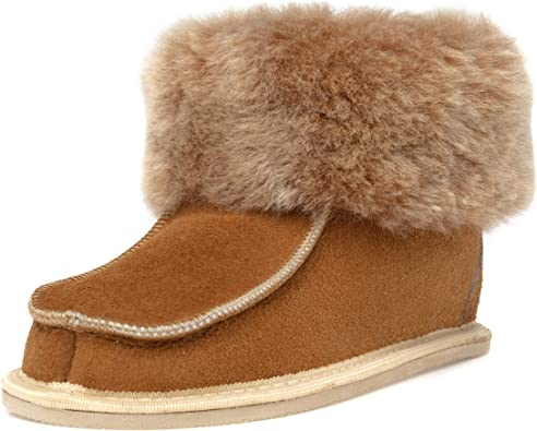 Baby//Boys//Girls Booties//Shoes 100/% Sheepskin Butter-Soft Suede//Leather /& Fleece