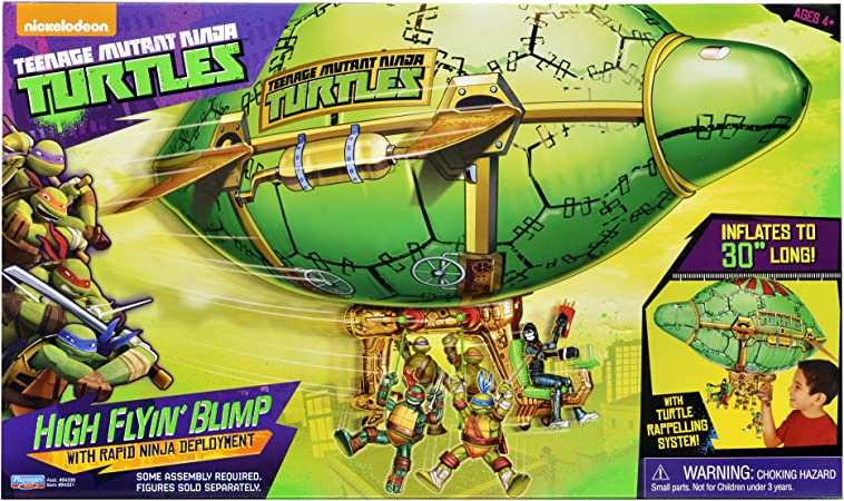 Amazon.com: Teenage Mutant Ninja Turtles Turtle Dirigible ...