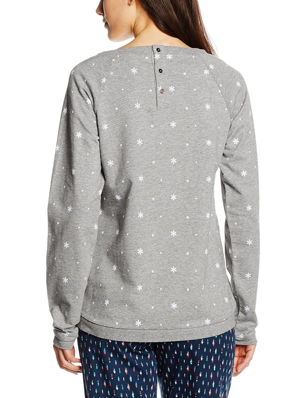 Arthur Sweat Zelda, Camiseta de Pijama para Mujer, (Gris), Medium: Amazon.es: Ropa y accesorios