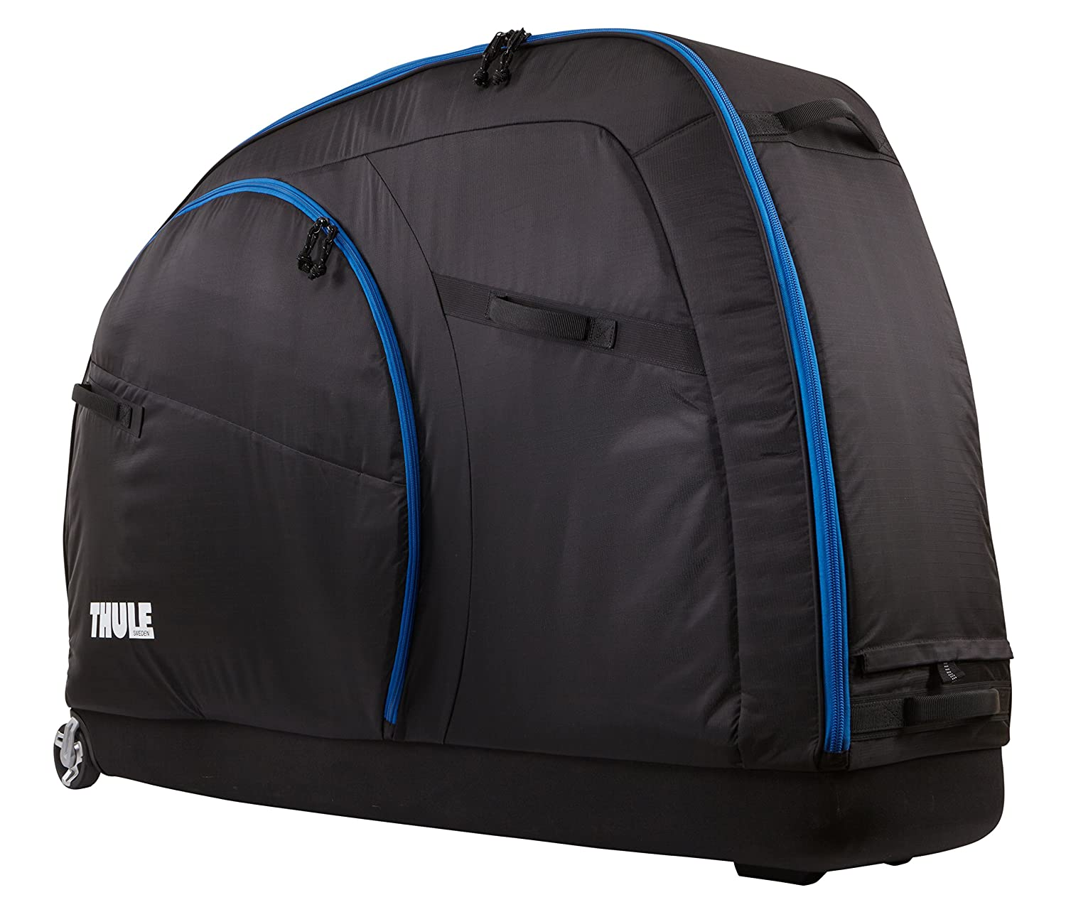 eef6721880 Amazon.com  Thule Round Trip Traveler Bike Case  Sports   Outdoors
