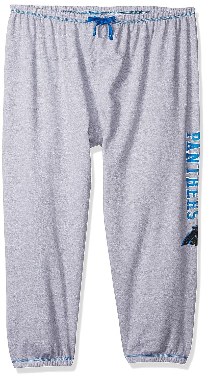 NFL Women Lt Weight Fleece Pant W//Topstitch Trim Outside Ds W//M Logo Down Leg