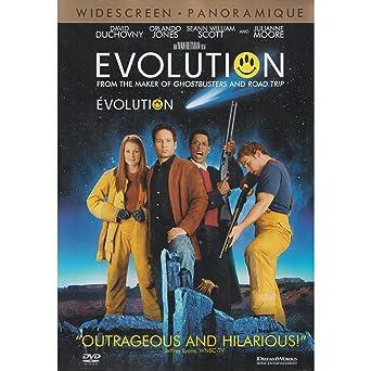 Amazon Com Evolution David Duchovny Orlando Jones Julianne Moore