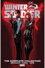 Winter Soldier by Ed Brubaker: The Complete Collection Kindle Edition