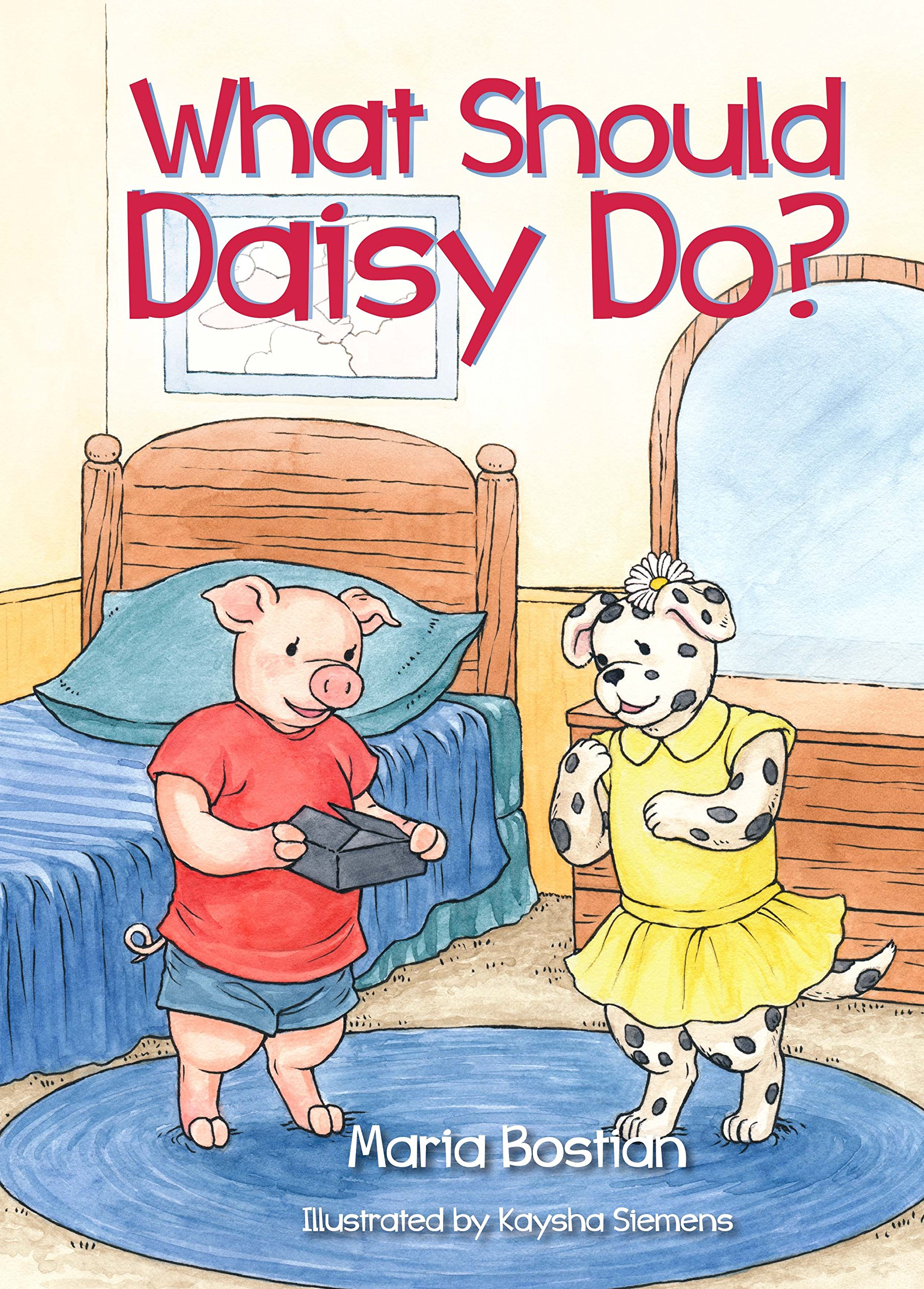 Read Online What Should Daisy Do? pdf epub