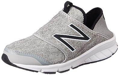 8badc65d6f0e8 new balance Boy's 150S Flint Grey Sports Shoes - 0.5 Kids UK/India (32.5